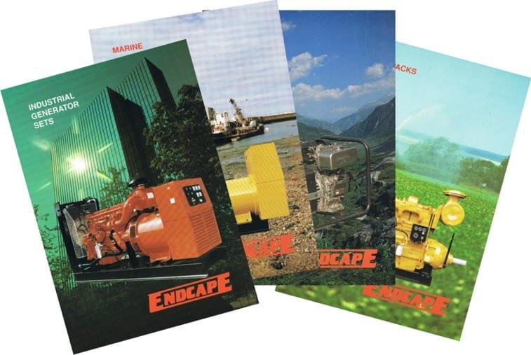 Endcape Leaflets